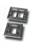 Billet Power Window Switch Bezel Kit